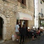 La gelateria Dolce Italia