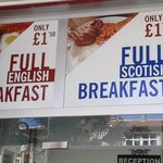 best english breakfast