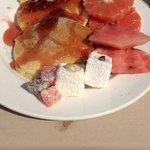 Turkish breakfast (buffet)