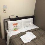 自分にとって、少し柔らかいベッド。