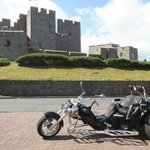 The Island is more than the TT course, visit historic Castletown