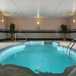 Our pool is now closed for the season and will reopen in April 2014. We apologize for the inconv