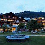 Hotel Garberhof zur Blauen Stunde