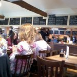 Inside Salley Pussey Pub