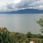 View Across Lake Chapala from the Spa