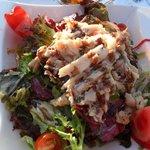 Smoke Seafood Salad
