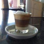Un café despues de una buena comida