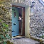cutest front door ever :)