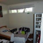Chambre claire et lumineuse !!!
