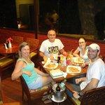 Jantar com Mineia, Marcia e Gugu