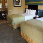 Deluxe 2 Double Bed Room