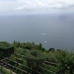 View from La Tagliata