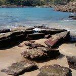 Praia Ferradurinha (Da pra ir a pé da Praia Geribá, pedir informações!)