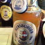 Mmm cold beer