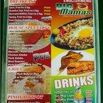 Their menu