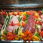 Delicious meats to choose from to be cooked to your liking