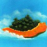 La isla flotante en acrílico por Idielgo Perez