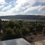 gorgeous view across Dulas Bay