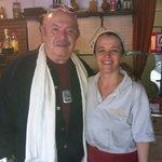 Mitico Lino Banfi. Davvero un grande uomo. Ti stimo.