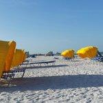 Great beach cabanas