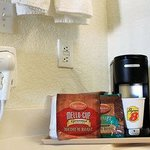 In Room Coffee