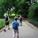 Petite traversée de Central Park