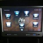 Monitor de comando personalizado