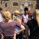 Tuescan Tour Guide Paul Costa June 2014