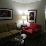 Room 506 - living room