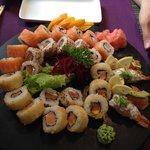 Utmärkt sushi