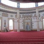 interieur nieuwe moskee