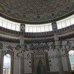 kijkje in de nieuwe moskee