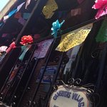Festive Olvera Street