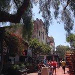 View of Olvera Street