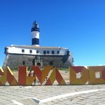 The Lighthouse in the Barra district - easy walk from hostel