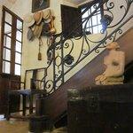 Inside main living room / interior breakfast area