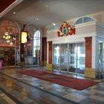 Lobby - Entrance Area