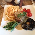 great fillet steak