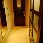 Hotel room, very nice!