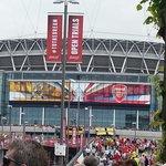 Hull City v Arsenal FA Cup Final 2014