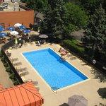Herrlicher Pool