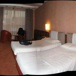 Large, modern room