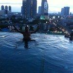 piscina borda infinita