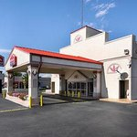 Welcome to the Ramada Limited Baltimore West