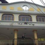 Entrada al Hotel Donde Marcelo