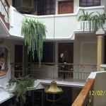 Interiores Hotel Donde Marcelo