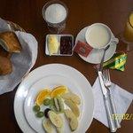 Desayuno!! (Hotel Donde Marcelo)