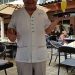 Best waiter in Bella Vista - Juan