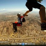 3-way formation in Skydive Elsinore
