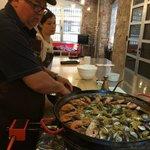 The paella teama
